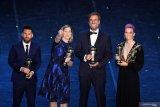 Para peraih penghargaan The Best FIFA