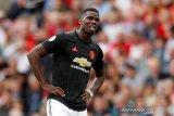 Solskjaer: Pogba absen lawan Tottenham di Old Trafford, McTominay dan Matic mungkin main