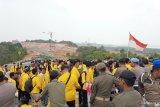 Peringatan HUT Kepri ke-17 diwarnai unjuk rasa mahasiswa