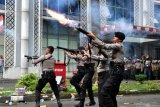 Polisi: Terduga teroris diduga provokasi dalam unjuk rasa di Medan