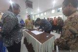 Kakanwil DJPb Sulteng lantik 18 pejabat eselon IV