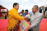 Arinal sosialisasikan Kartu Petani Berjaya di Lampung Barat