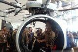 LAPAN luncurkan drone pengangkut manusia