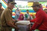 Bupati Lampung Timur resmikan perpustakaan desa
