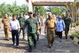 Pemkab dukung pembangunan Mako Kodim di Luwu Timur