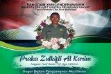 Kapendam Cenderawasih : Praka Zulkifli Al Karim adalah patriot pembebas sandera