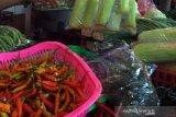 Berangsur turun, harga cabai di Purwokerto dekati normal