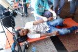 Wartawan Antara jadi korban kekerasan aparat saat  liput demo