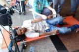 Wartawan ANTARA jadi korban kekerasan aparat hingga kepala berdarah
