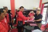 Empat balon bupati serahkan berkas pendaftaran ke PDIP Pekalongan