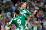 Real Betis tundukkan Levante saat kejutan Granada diredam Valladolid