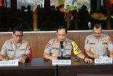 Polri: 11 mahasiswa opname di RS, 254 rawat jalan