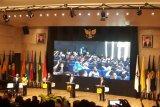 Sri Mulyani dan Darmin Nasution hadiri debat calon rektor UI