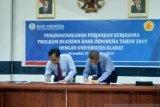 BI Sulut meningkatkan kualitas SDM Universitas Klabat