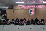Polisi sebut demo tolak RKUHP ricuh karena disusupi kelompok lain