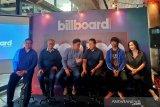 Indonesia punya tangga lagu resmi mingguan