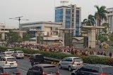 Ini pengakuan pelajar yang berkumpul di Jakarta