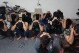 25 TKI ilegal ditangkap di dua rumah transit