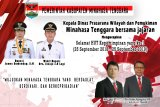 Dinas Prasarana Wilayah dan Pemukiman Daerah Minahasa Tenggara Satu Tahun Kepemimpinan JS-JL
