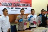 OTT Kadis Koperindag Tanah Datar, Polres Tanah Datar amankan Rp20 juta