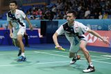 Alfian/Ardianto jungkalkan China capai final Korea Open