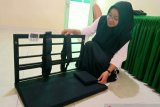 Mahasiswa Radiologi Unbrah Padang ciptakan alat Fiksasi Rontgen