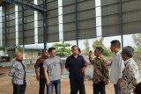 Pabrik penggilingan baja Batam ekspor besi ke Singapura