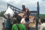 Komunitas wartawan Merauke bantu korban kebakaran di Agats