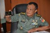 Kodam XIII/Merdeka gelar pameran Alutsista sambut HUT TNI