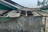 Puluhan rumah di Wonosobo rusak diterjang puting beliung