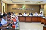 Gubernur Sulsel fokus pembebasan lahan jalur kereta api Makassar-Parepare