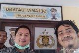 LBH Pers Makassar dampingi tiga jurnalis melapor ke Polda Sulsel