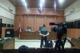 Oknum TNI terdakwa mutilasi kasir minimarket divonis seumur hidup