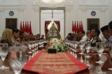 Jokowi: Jangan ragukan komitmen saya kepada demokrasi