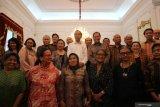 Usai bertemu sejumlah tokoh nasional, Presiden pertimbangkan terbitkan Perppu KPK