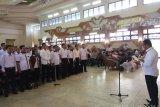 235 calon kades di Barsel ikuti deklarasi damai pilkades serentak