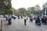 Antisipasi aksi massa, Polda Metro berlakukan rekayasa lalu lintas di depan Gedung DPR/MPR