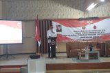 BNPT dan FKPT Lampung gelar kegiatan rembuk aparatur kelurahan dan desa tentang literasi dan informasi