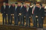 Empat anggota BPK  berlatar belakang partai politik, hanya satu pejabat karir