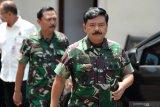 TNI-AL beri keterangan soal mantan KSAL dalam aksi demo