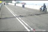 Gempa  Ambon - Sejumlah kerusakan terlihat