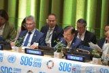 Di PBB, Wapres JK tegaskan komitmen Indonesia menadi negara maju