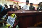 Dua jenazah korban Wamena tiba di Bandara Minangkabau