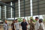 Pabrik penggilingan baja Batam akan ekspor besi ke Singapura