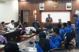 DPRD dukung tuntutan mahasiswa tolak UU KPK dan RKHUP