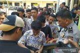 Hendak demo ke Jakarta, ratusan siswa SMK diamankan