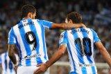 Sociedad gilas Alaves, Celta Vigo berbagi poin dengan Espanyol