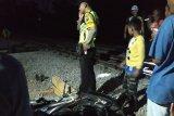 Seorang ibu tertabrak kereta api di Kabupaten Blitar