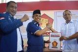 Anwar Hafid adu keberuntungan maju Cagub sulteng dengan Gerindra