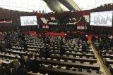 Kabar dukacita awali sidang akhir masa jabatan MPR